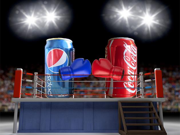 pepsi vs cola ile ilgili görsel sonucu