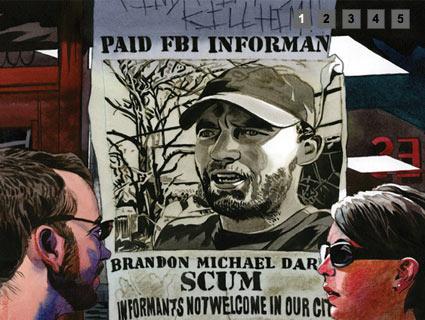 How a Radical Leftist Became the FBI's BFF