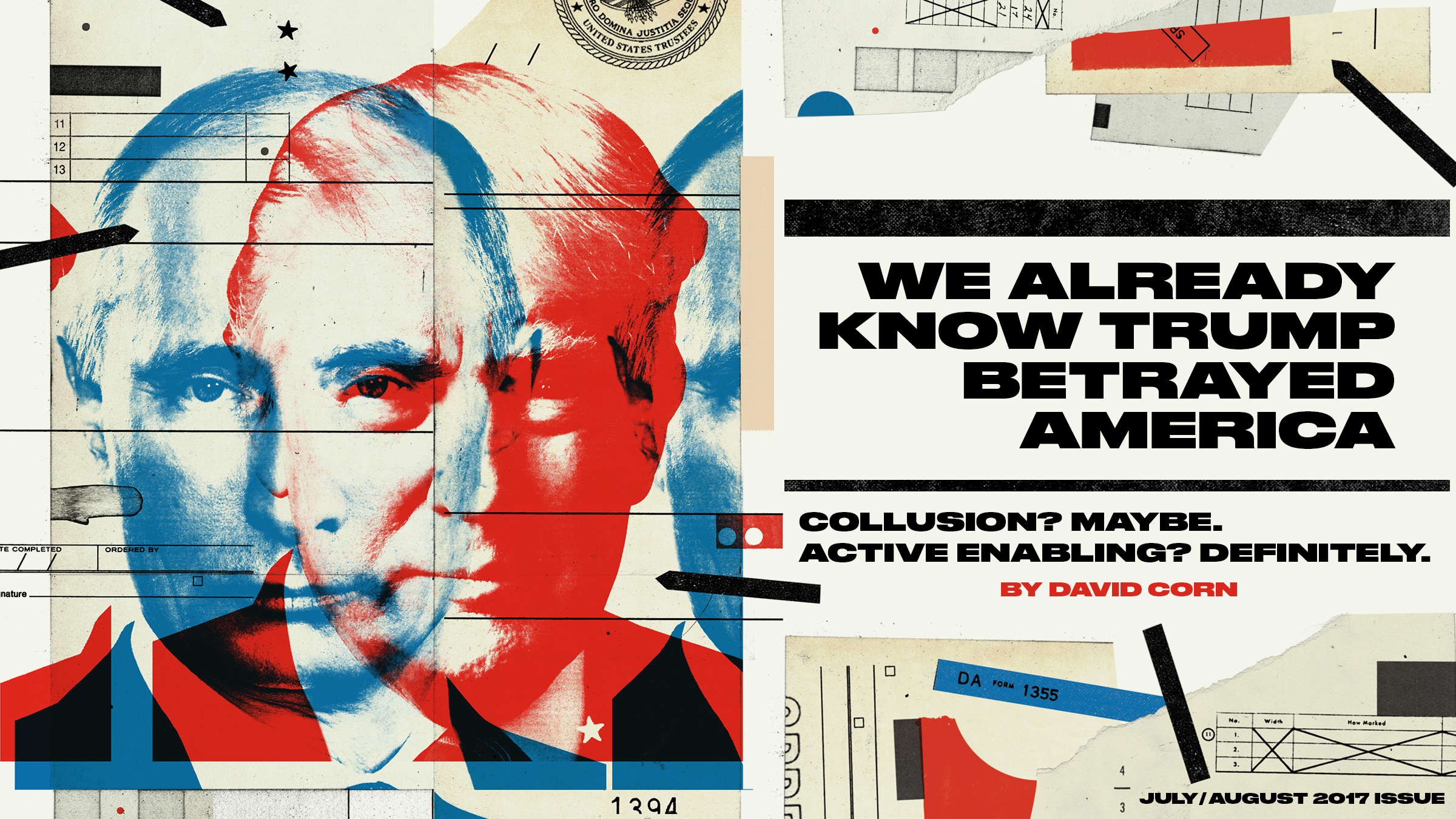 trump is already guilty of aiding putin u2019s attack on