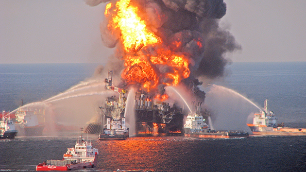 Bp oil spill date in Melbourne