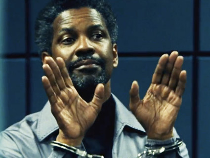 Denzel Washington Shackled In Safe House Of Cliches Mother Jones