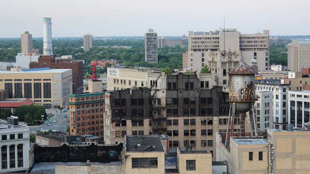 """This Is the Part of Detroit That Most People Are Not ..."