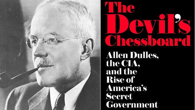 You Think The Nsa Is Bad Meet Former Cia Director Allen