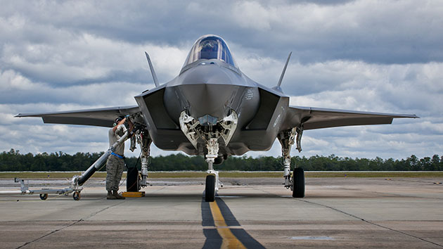 The F-35 Is Still FUBAR – Mother Jones