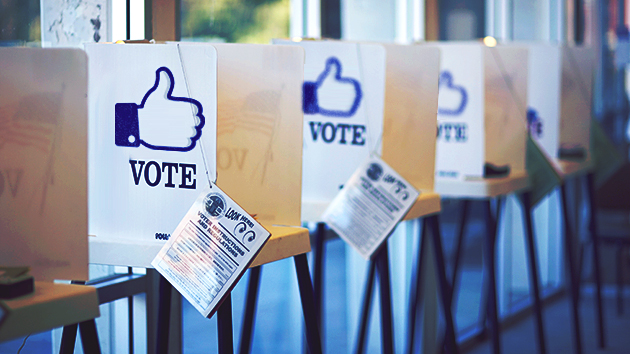 Facebook wants you to vote on Tuesday. Here's how it messed with your feed in 2012.