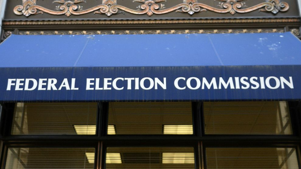 Republican Election Commissioners Just Released Key Legal Documents Nearly A Decade Too Late Mother Jones