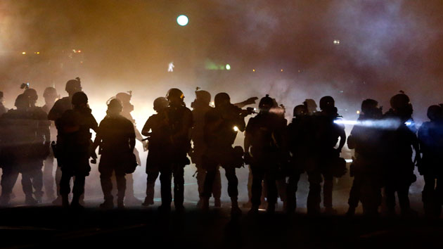 Police Want to Get Rid of Their Pentagon-Issued Combat Gear
