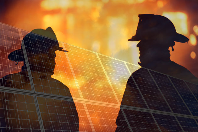 Death Panels Why Firefighters Are Scared Of Solar