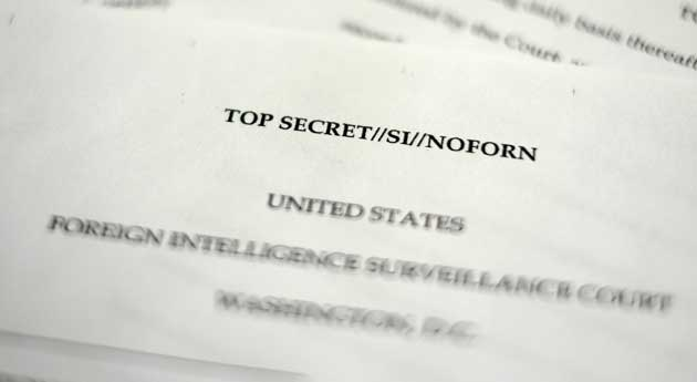 Government's Secret Surveillance Court May Be About to Get a