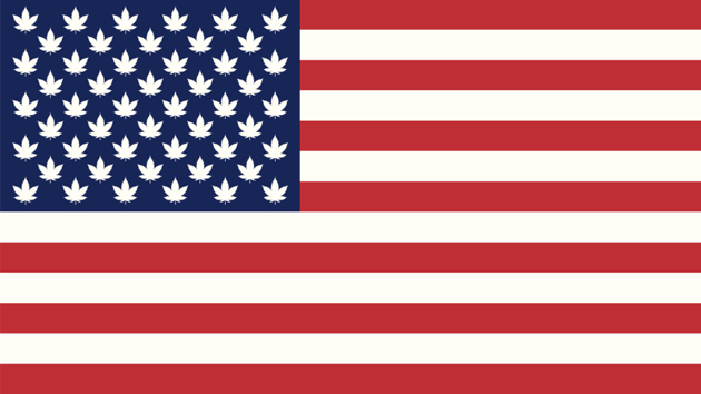 Map The United States Of Legal Weed Mother Jones - Legality of pot in the us map