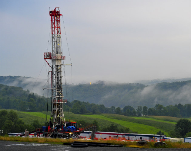 Dangerous Levels of Radioactivity Found at a Fracking Waste