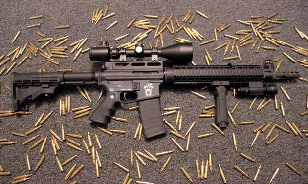 How Reddit Became a Gun Marketand Authorized Its Logo on Assault