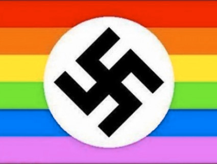 "Split du topic ""InFoFoFo les infos audios"" Gay-nazi-flag"