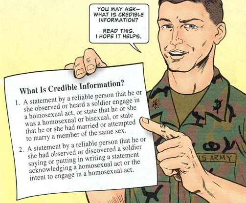 The Case Against Gays in the Military