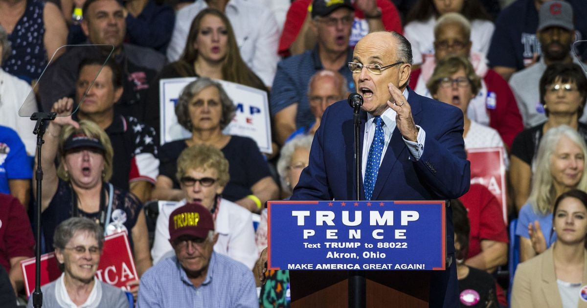 Is for Daughter Voting Definitely  Rudy Clinton Giuliani's