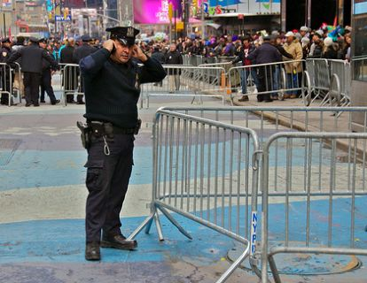 Glossary: Decoding the Police Jargon Overheard at Occupy