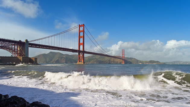This Map Shows What San Francisco Will Look Like After Sea Levels Rise
