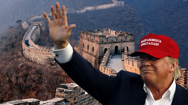 the great wall of china tour