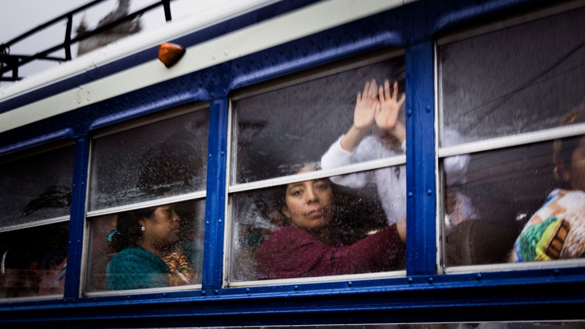 """""""Children Do Not Migrate—They Flee"""": Striking Photos From Poverty-Ravaged Guatemala"""
