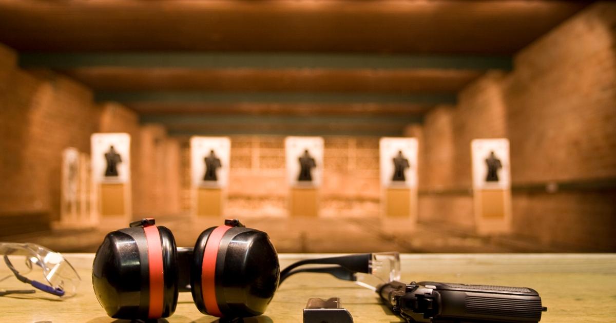 Confessions of a Gun Range Worker – Mother Jones
