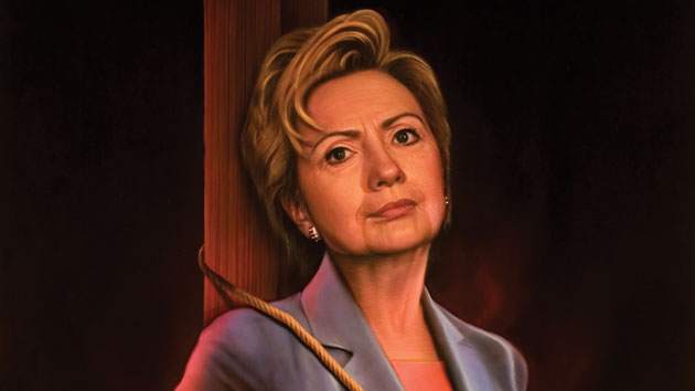 Hillary clinton nude picture open sex pages