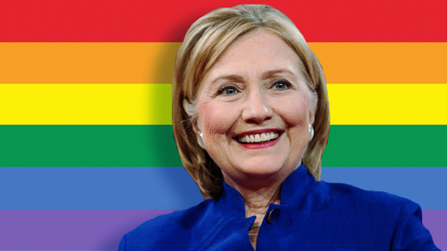 Hillary Clinton to Supreme Court: Legalize same-sex marriage nationally