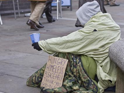 Rhode Island Law Criminalize Homelessness