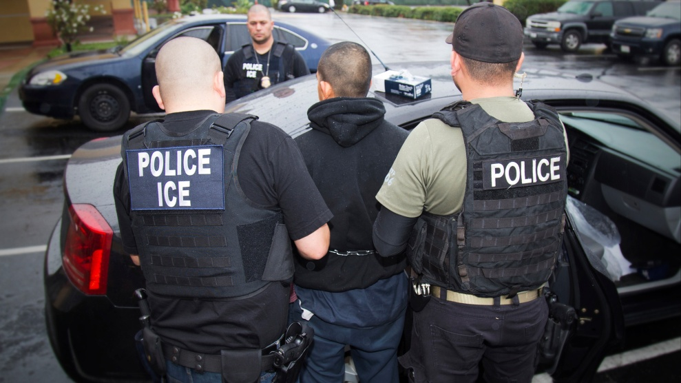 Trump's Deportation Plans Will Turn Cops Into Immigration