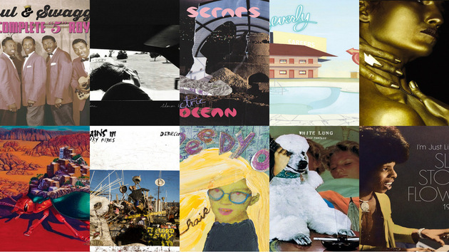 The 10 best albums of 2014