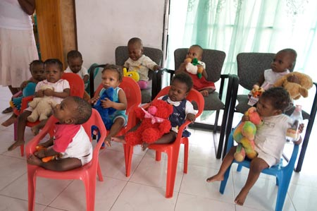 Haiti S Orphans Still Waiting For Homes