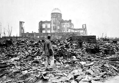 How close was Japan to using atomic bombs against the US?
