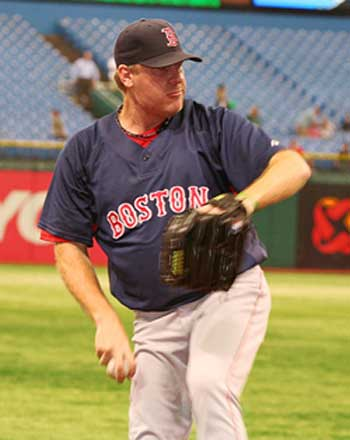 Curt Schilling - Photo from Wikimedia Commons