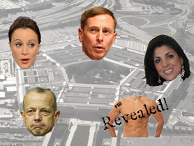 The Petraeus scandal, explained.
