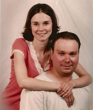 Nick and Maureen Revetta: Courtesy of Maureen Revetta