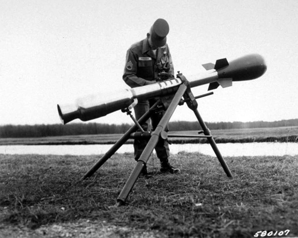 Davy Crockett nuclear mortar