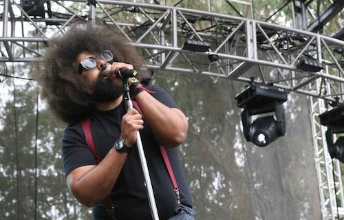 Reggie Watts Mother Outside Lands: Crusty ...