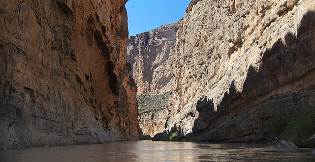 Big Bend National Park: Longhorndave/Flickr