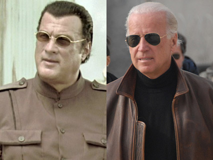 "Joe Biden will not return for ""Machete Kills.""  flickr"