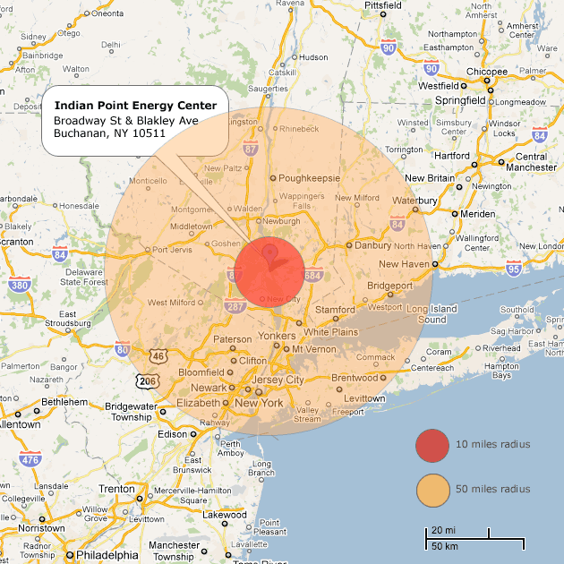 Do You Live in a Nuclear Danger Zone? – Mother Jones
