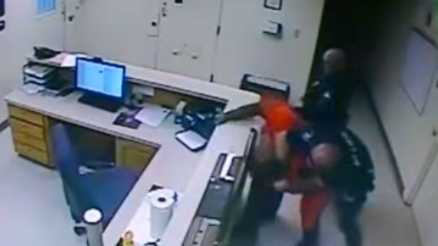Last month, a Texas grand jury cleared two white cops who beat a black woman in jail.