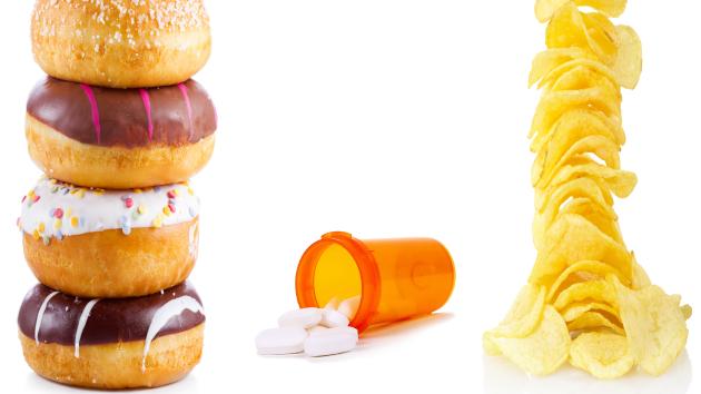 Doctors Are Prescribing Amphetamines for Binge Eating