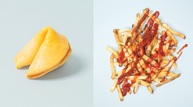 why you should eat fast food