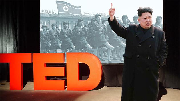 Quiz: North Korean slogan or TED talk sound bite?