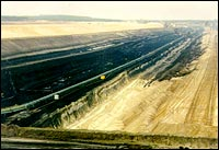 The Jaenschwalde mine inches closer to Horno