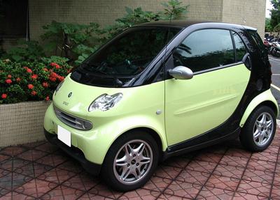 2 Person Car >> Smart Car Puts Detroit To Shame Mother Jones