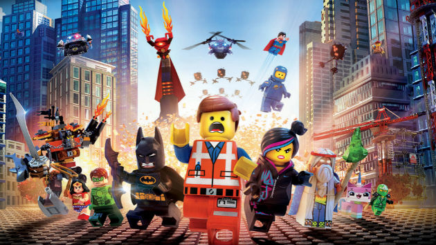 The Lego Movie Is Actually A Satire Mother Jones