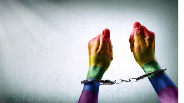 Homosexuality in prison usa