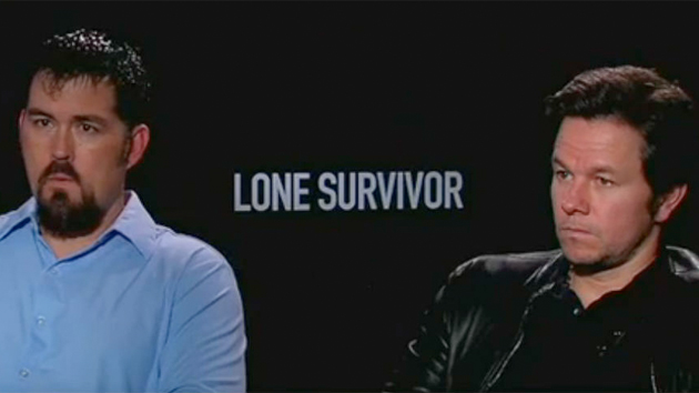"""Real-Life """"Lone Survivor"""" Marcus Luttrell Really Hates the ..."""