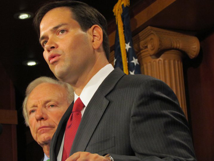 Marco Rubio Quotes Custom Quote Of The Day Marco Rubio Is Not A Scientist Mother Jones