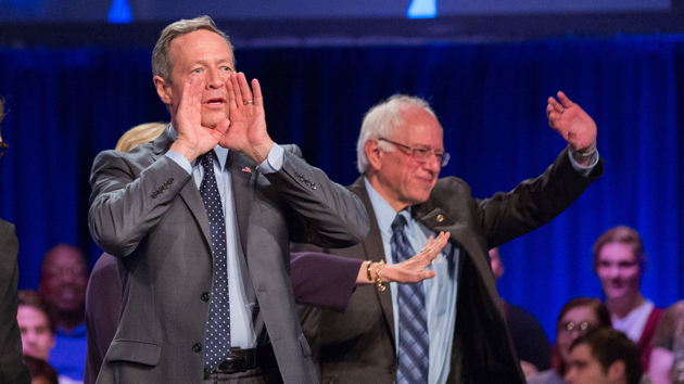 the democratic candidates are having a bizarre debate about debates